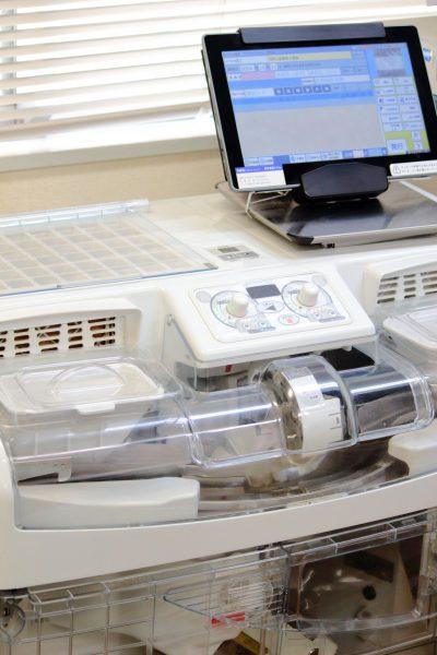 医療機器導入