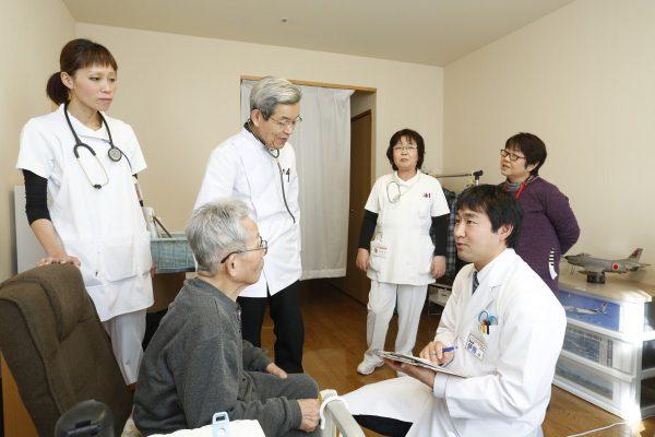 地域医療支援への取り組み