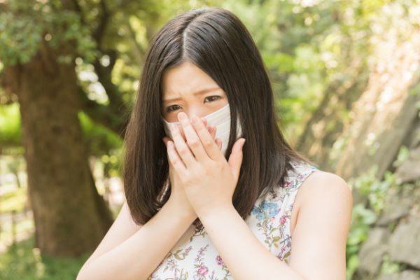 花粉症のお悩み