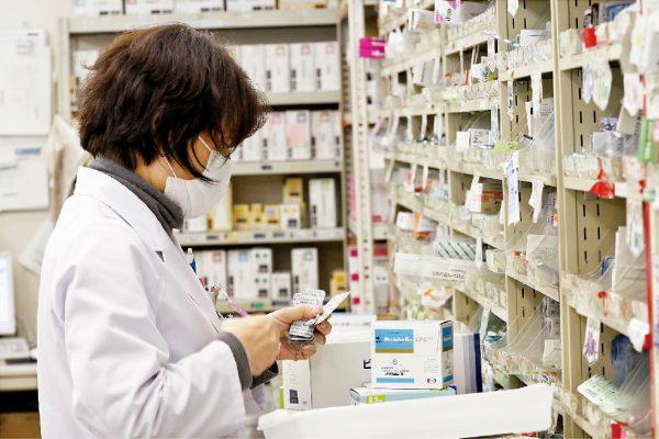 確実な投薬、患者様の 負担を減らす取り組み